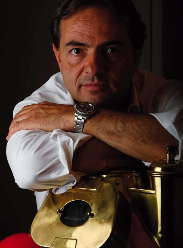 Matteo Picchio, yacht designer innamorato delle barche d'epoca