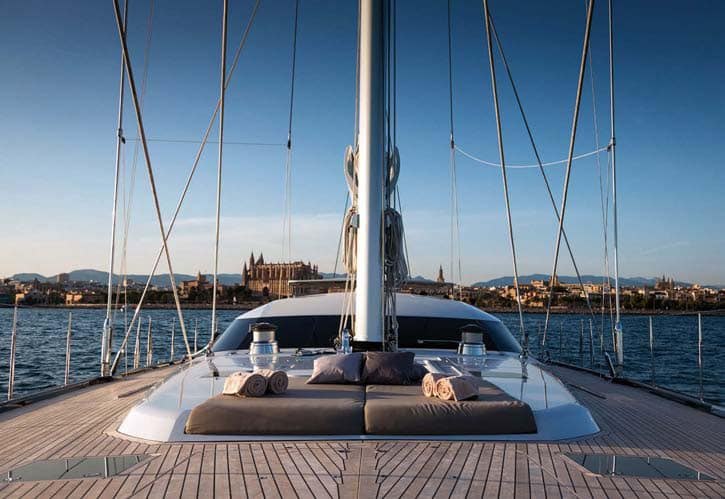 Sea Eagle, classe e performance nell'ultima creazione Royal Huisman foto