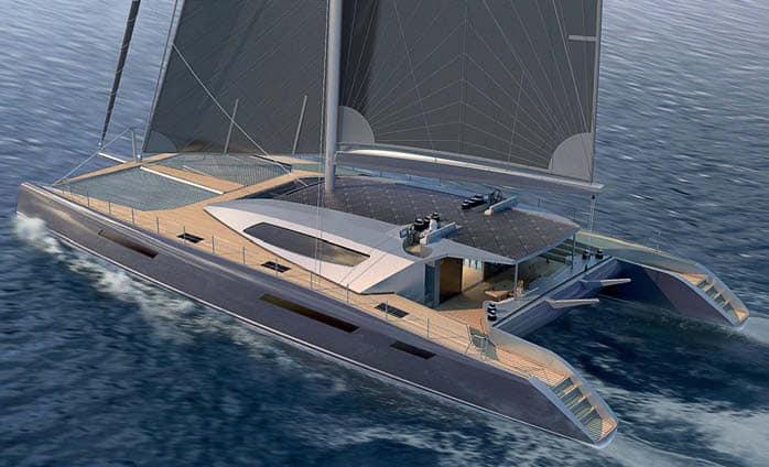 Sunreef Yachts. Si chiama Aeroyacht