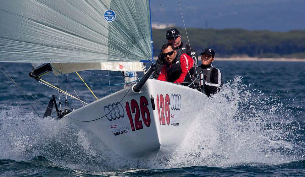 Classe Melges 20: la regata che unisce campioni e dilettanti