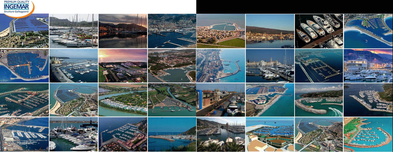 Marina e porti turistici in Italia: posti barca e prezzi aggiornati
