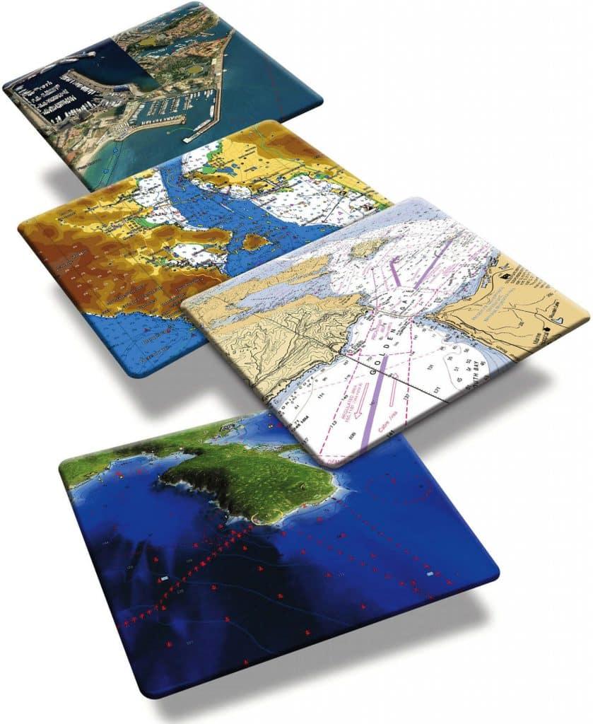 Dalla carta nautica al chartplotter: storia e segreti del GPS