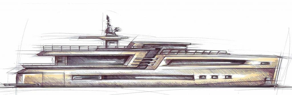 Couach 38m, l'explorer yacht si rinnova