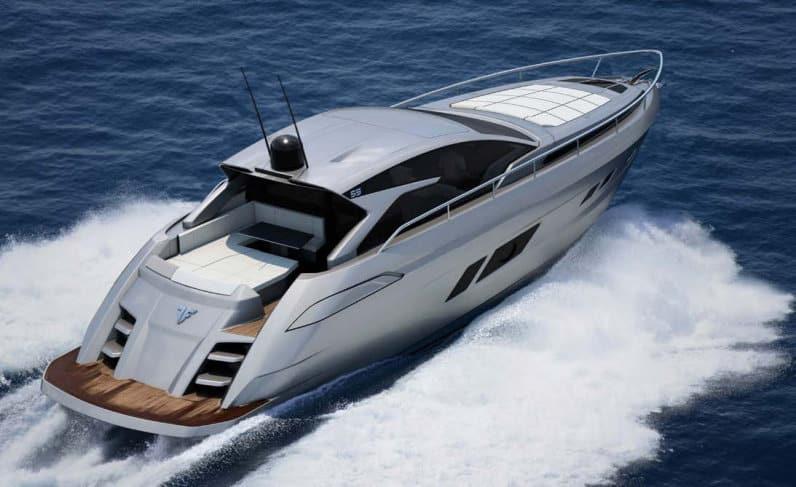 Centrostiledesign firma il nuovo Filippetti S55: linee aggressive e comfort