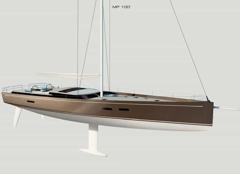 MP100: Matteo Picchio disegna la barca lussuosa e low budget