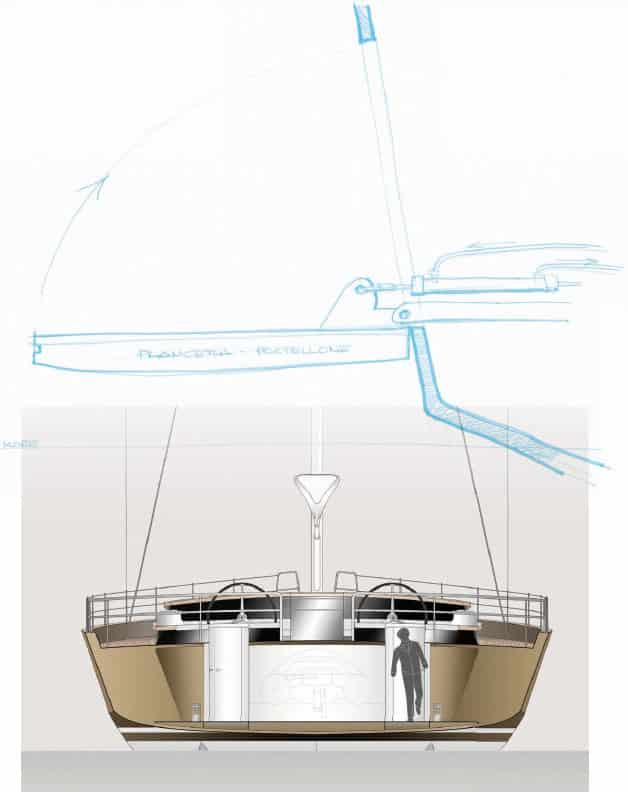 MP100: Matteo Picchio realizza la barca lussuosa e low budget
