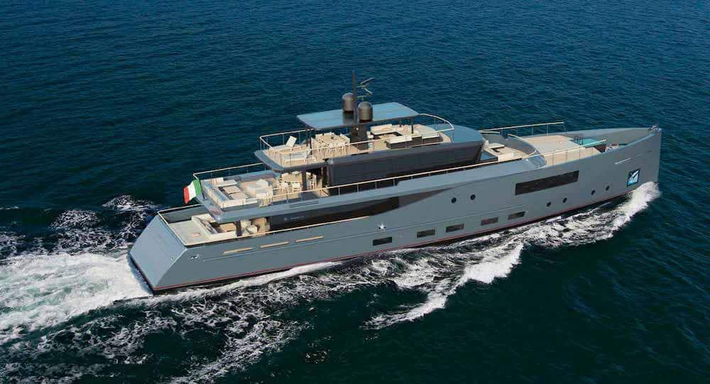 Baglietto 41 V-line: sfida vinta per Santa Maria Magnolfi
