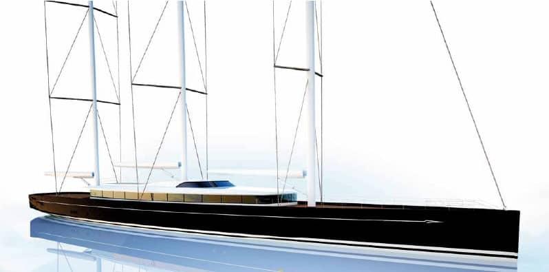 Royal Huisman realizzerà la barca dei sogni: una delle vele più lunghe al mondo