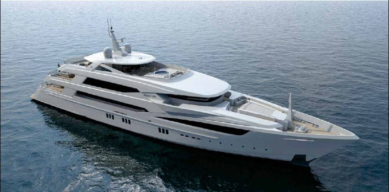 Gulf Craft alla conquista dei megayacht: ecco Majesty 200