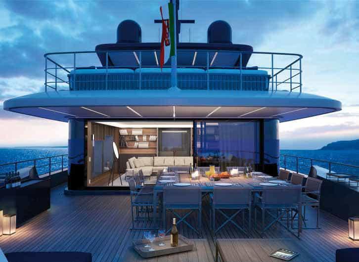 Patricia Viel e Antonio Citterio entrano nello yacht design. Ecco SD112