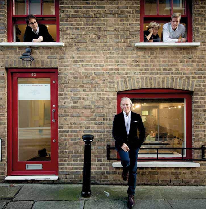 Philippe Briand: una vita da yacht designer