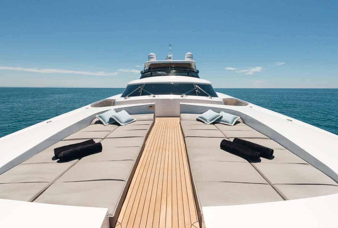 Maiora 33Fb: uno yacht full beam con l'eleganza del made in Italy