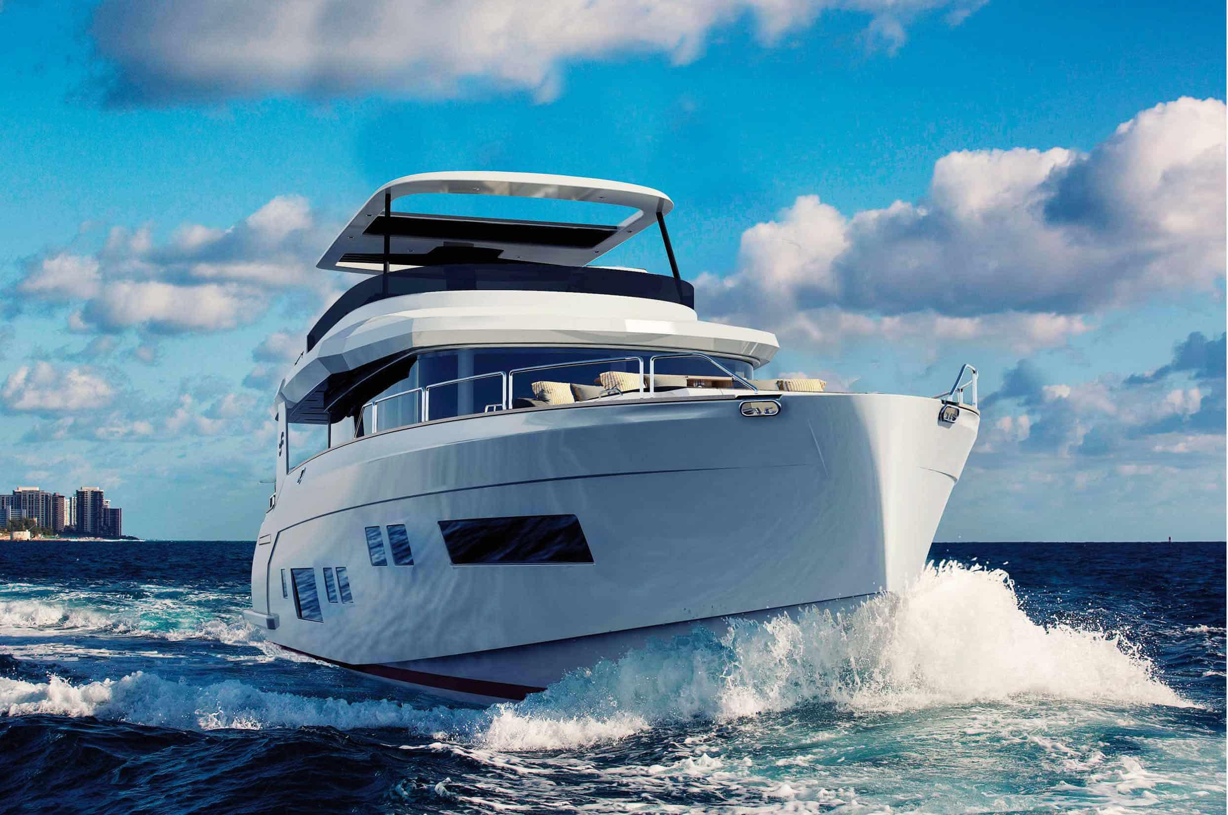 Nasce Sirena Yachts, una linea di explorer