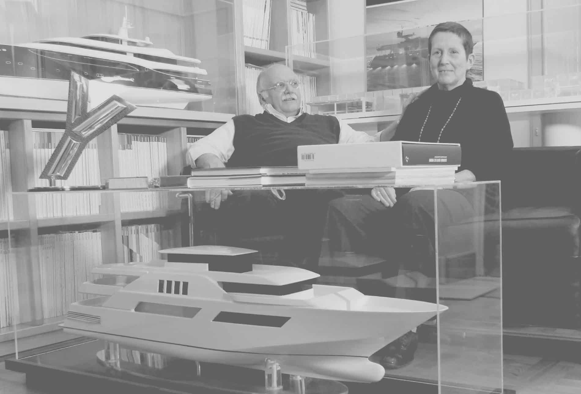 Studio Zuccon: se disegnare barche è la passione di famiglia di architetti