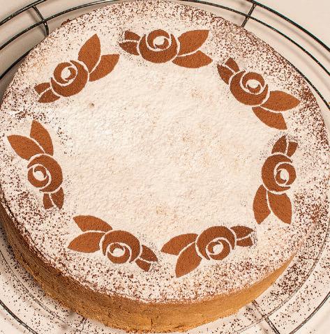 Decorazioni facili per torte con zucchero e meringa magpedia for Decorazioni zucchero a velo
