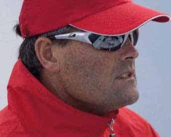 Russel Coutts, dal podio alla direzione della Coppa America