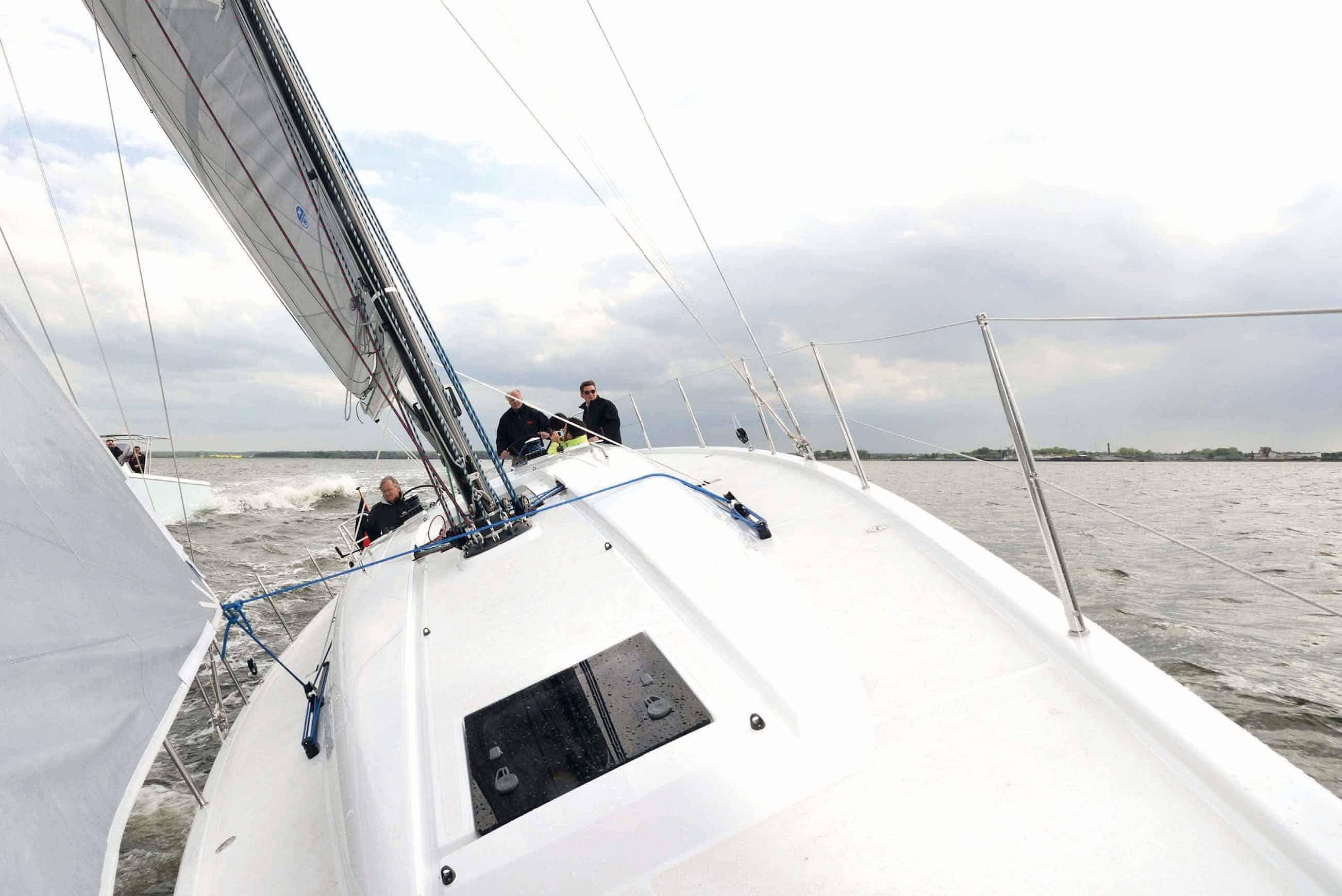 Dehler 41, caratteristiche prestazioni da racer e comfort barca da crociera