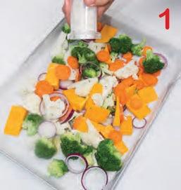 Orata Al Forno Con Zucca Broccoli E Cavolfiori Magpedia