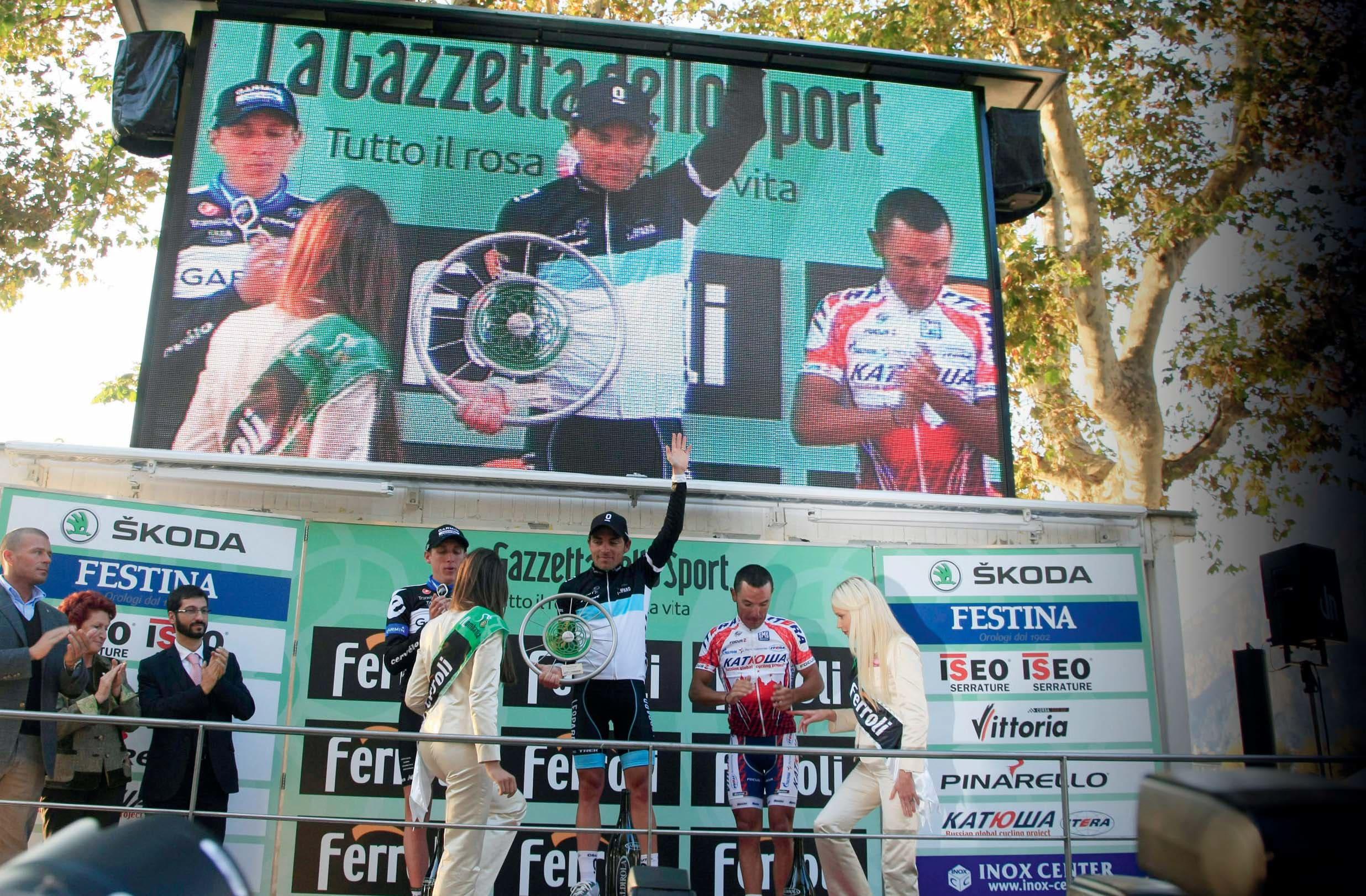 2011, l'anno nero del ciclismo  Italia assente dai podi dei