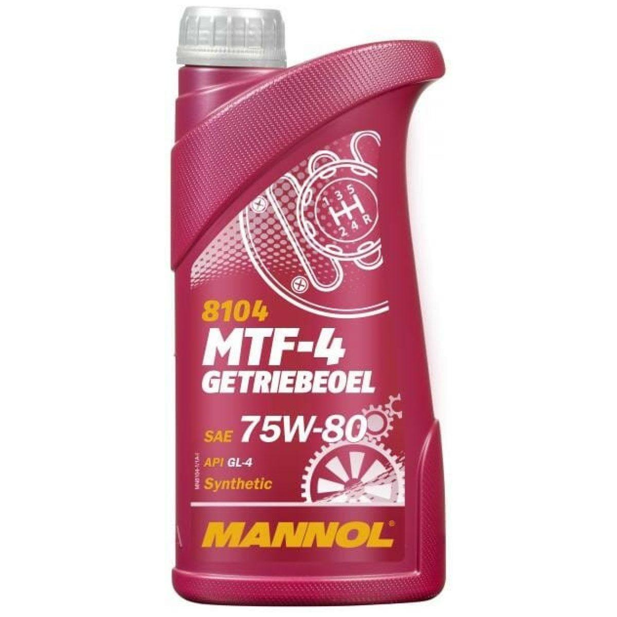 MTF-4 75W-80 API GL-4