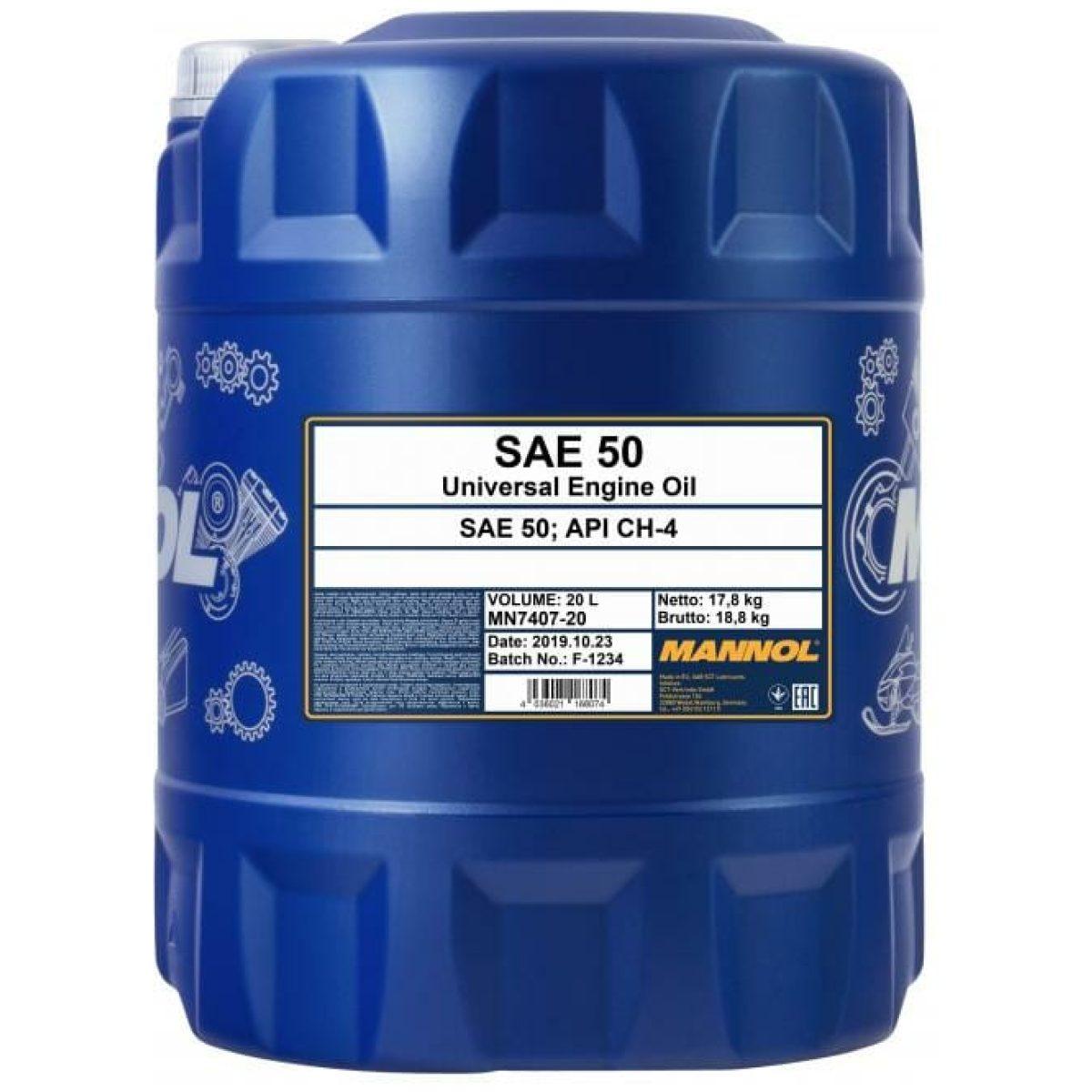 SAE-50
