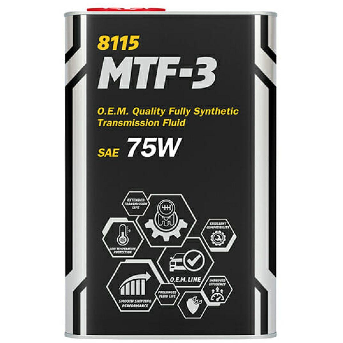 MTF-3 75w 8115 1L
