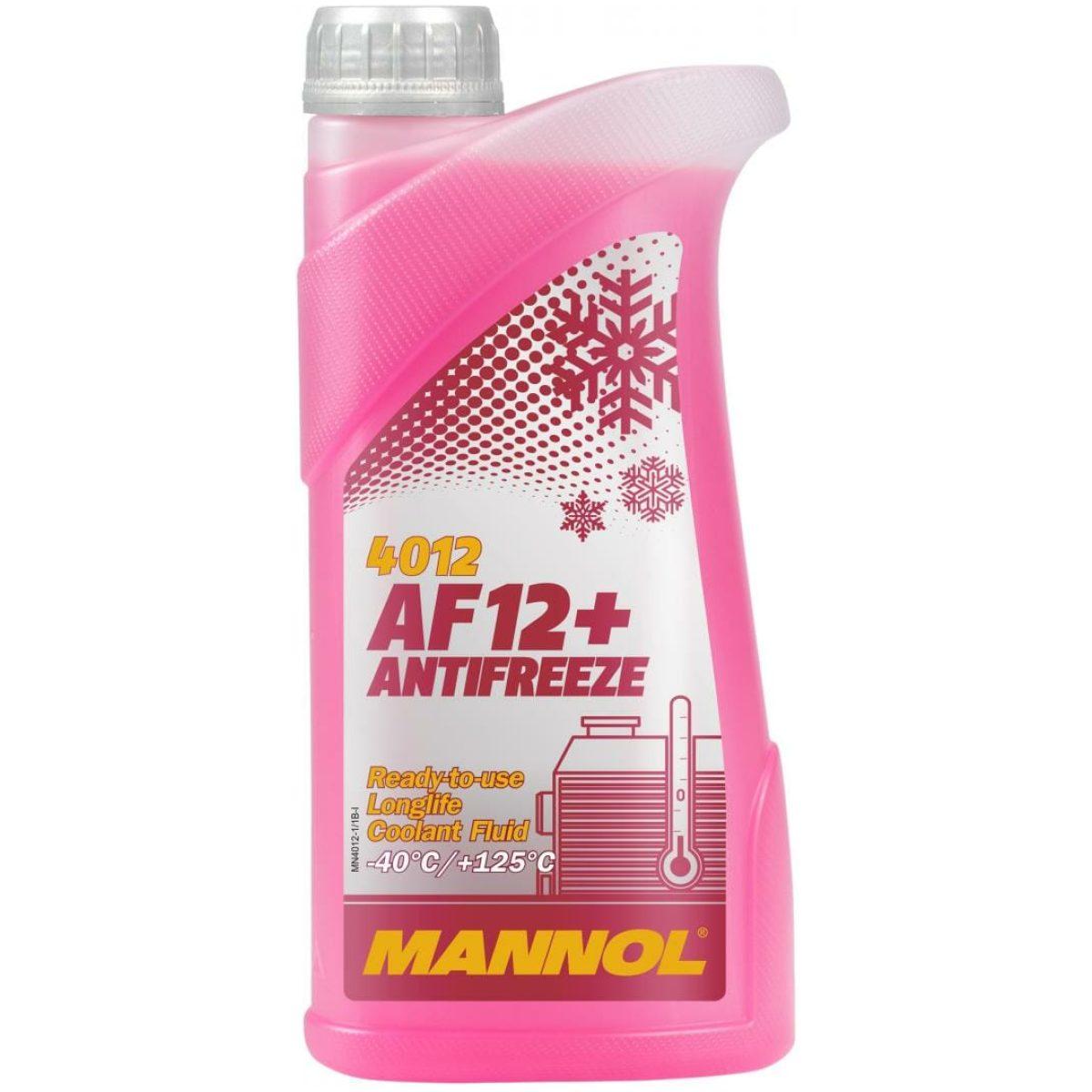 مياه رادياتير حمراء مانول (+AF12)