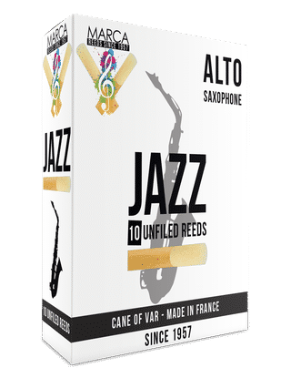 MARCA JaZZ Unfiled Alto Saxophone