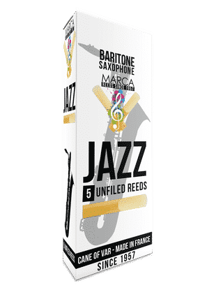 MARCA JaZZ Unfiled Baritone Saxophone