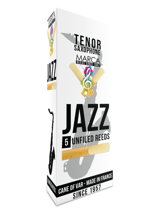 MARCA JaZZ Unfiled Tenor Saxophone