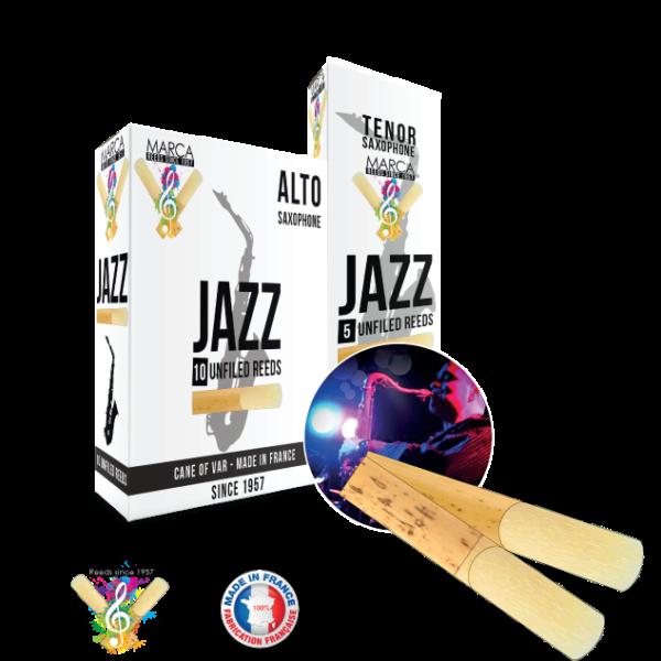 MARCA Jazz Unfiled