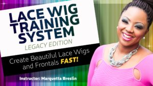 Lace Wig System Training
