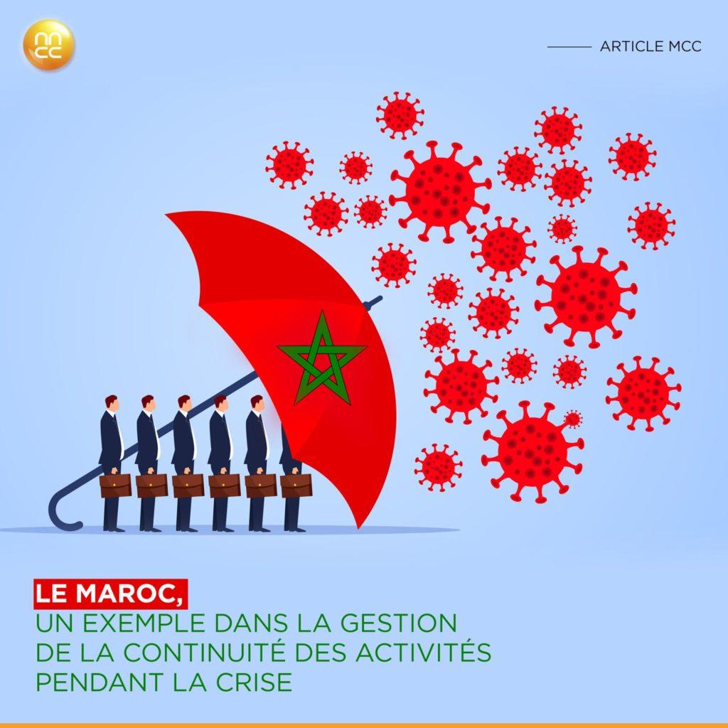 La destination Maroc, un exemple dans la gestion de la continuité des activités pendant la crise.