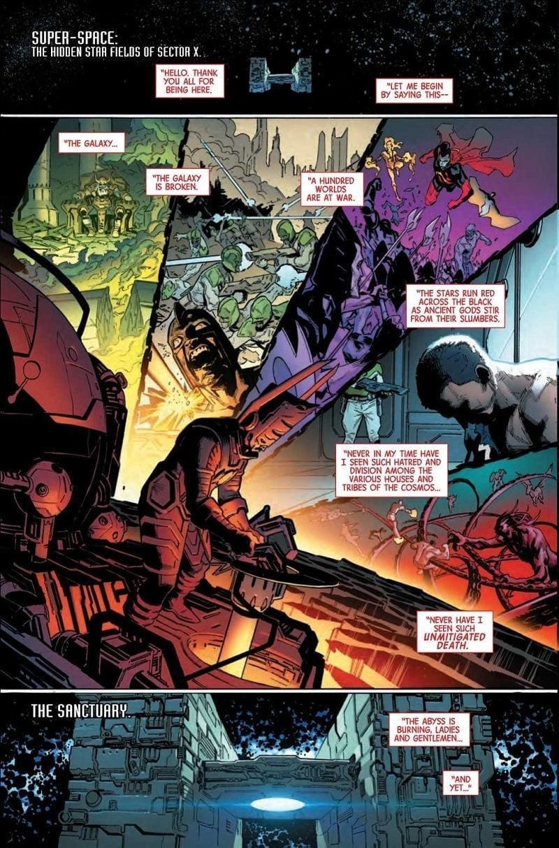 GUARDIANS OF THE GALAXY #1 Is Everything We Hoped For 1