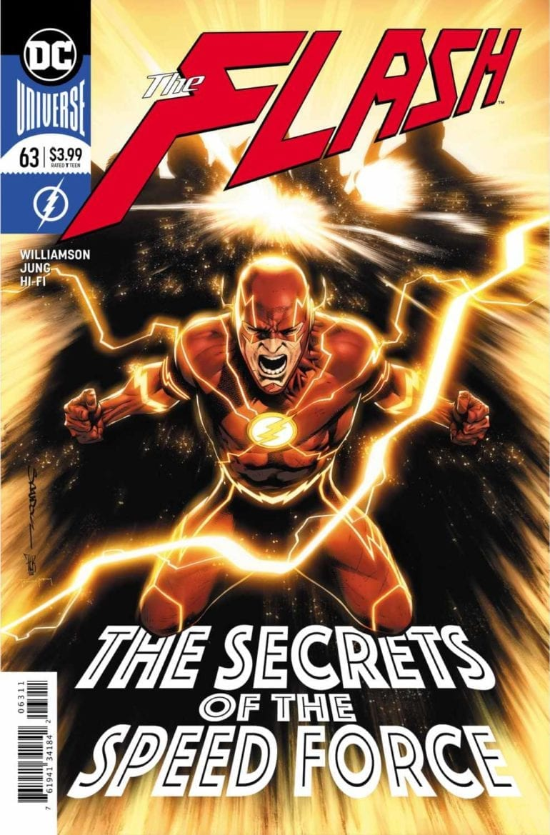 The Flash 63 cover