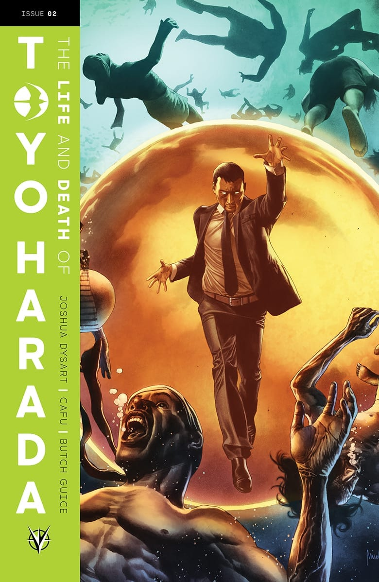Exclusive First Look: THE LIFE AND DEATH OF TOYO HARADA #2