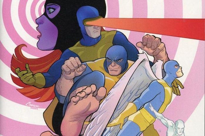 extermination x-men marvel comics