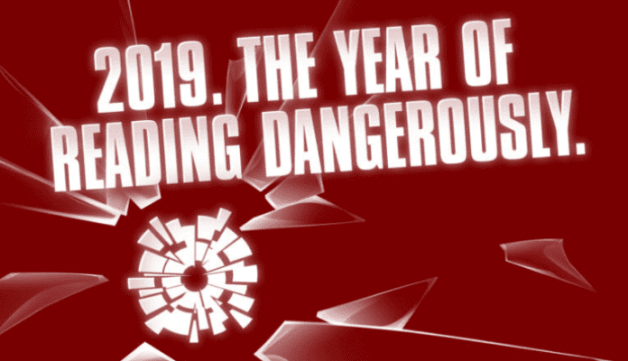 AfterShock Comics Invites Fans to 'READ DANGEROUSLY' in 2019 1
