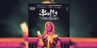 Cover Art Work Buffy the Vampire Slayer