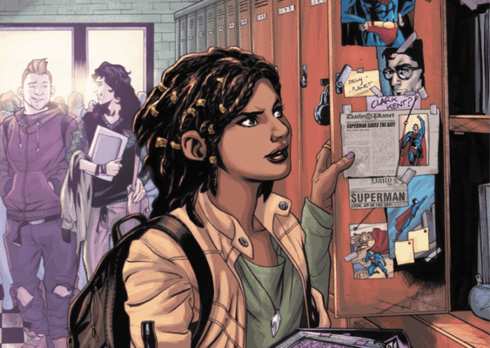 Review: NAOMI #1 Introduces Us to the Titular Character and her World 1