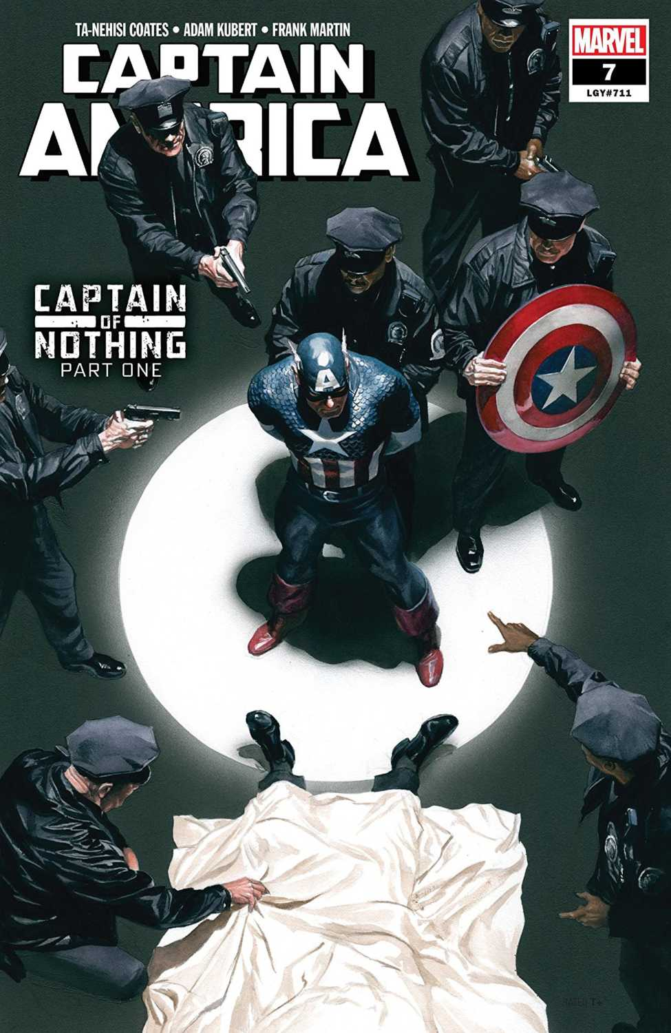 captain of nothing part 1 cover
