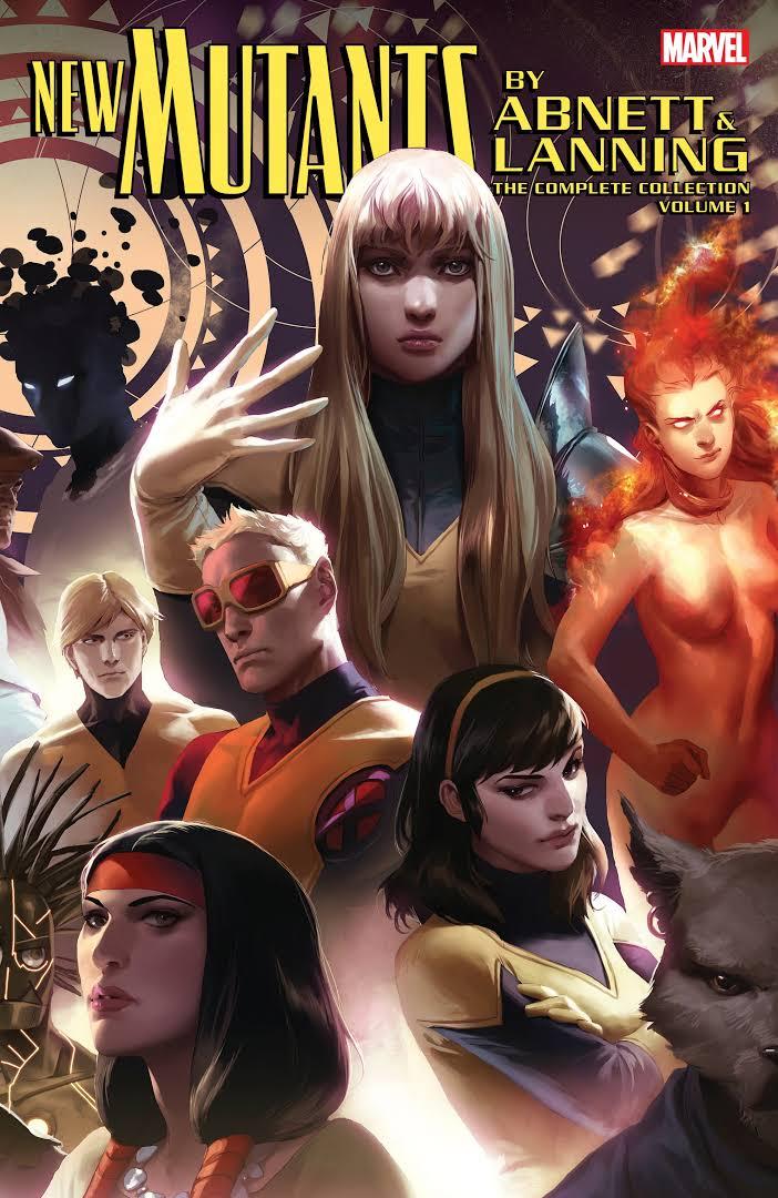 new mutants abnett lanning marvel comics x-men