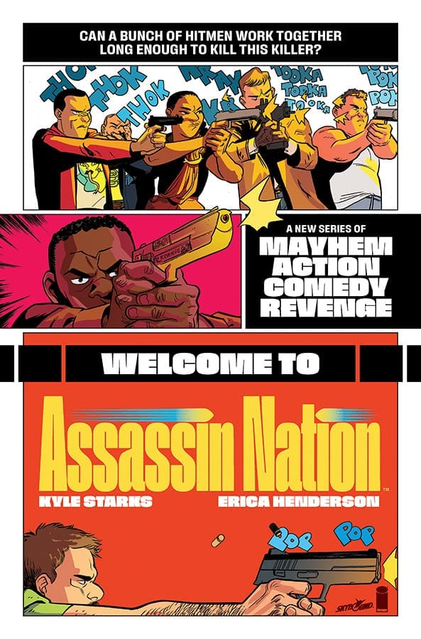 "Exclusive Interview With ASSASSIN NATION's ""Dave"" - Must Read"