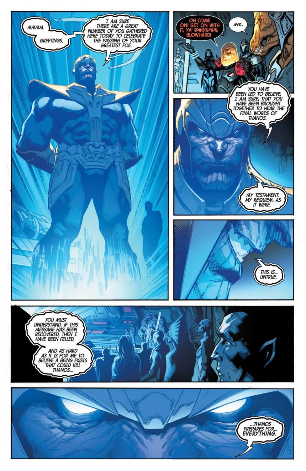 GUARDIANS OF THE GALAXY #1 Is Everything We Hoped For 2