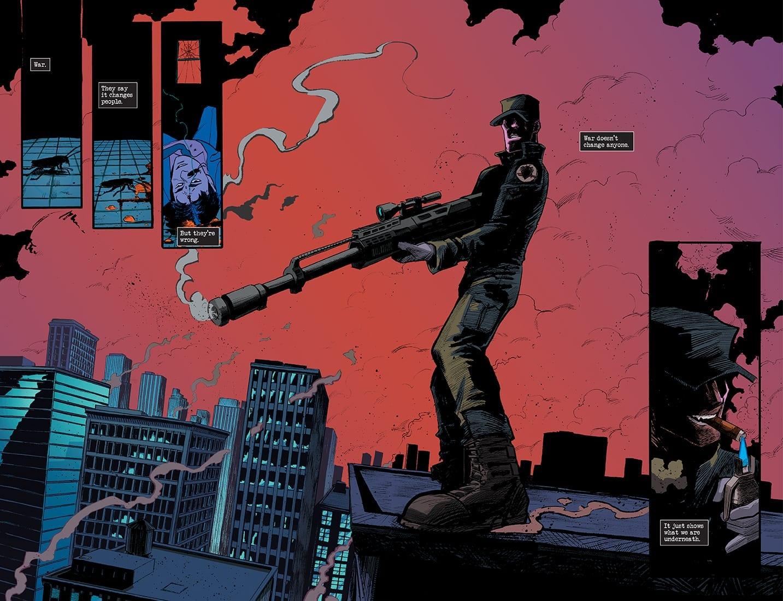 spencer & locke 2 comics david pepose jorge santiago
