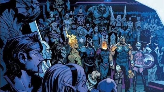 GUARDIANS OF THE GALAXY #1 Is Everything We Hoped For 3