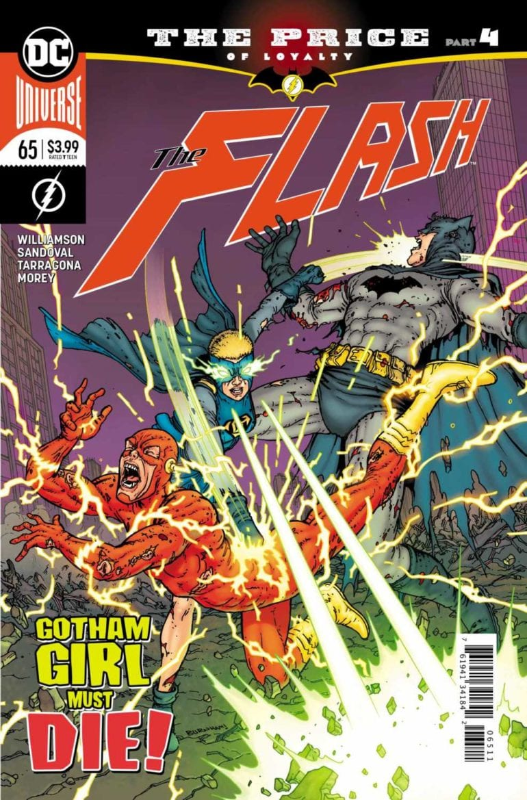 Flash 65 cover