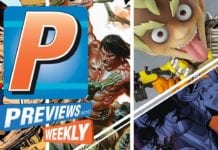 PREVIEWSworld Weekly 2/13/19: Your First Comic Book Experience