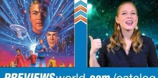 Sensational Sci-Fi Inside February's PREVIEWS