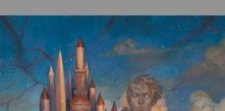 Book s of Magic #5 cover artwork